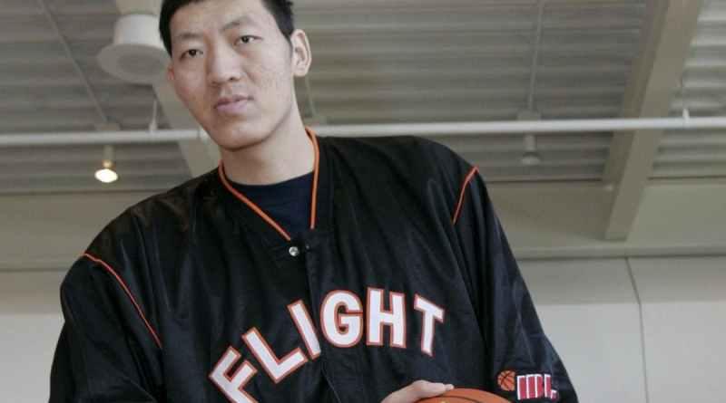 Sun Ming Ming jugador más alto de la historia