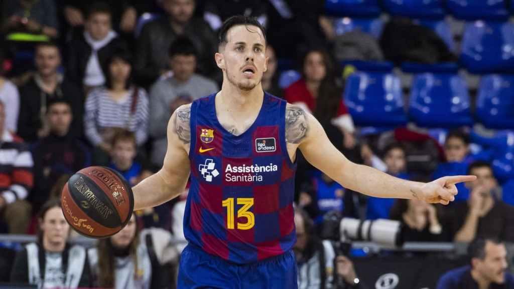 Thomas Heurtel FC Barcelona