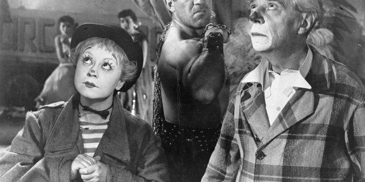 Gelsomina nos mira: La Strada, de Federico Fellini – Tiempo de Cine
