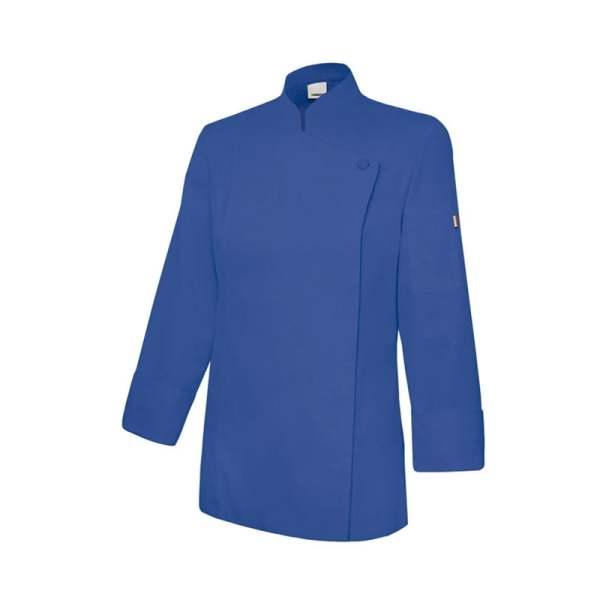 chaqueta-cocina-velilla-405203tc-azul