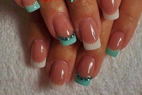 6 Diseños de uñas con apliques