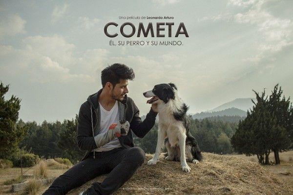 Cometa, él, su perro y su mundo; una historia que te conmoverá