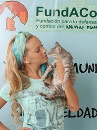 Luisana Lopilato es imagen de Fundaco