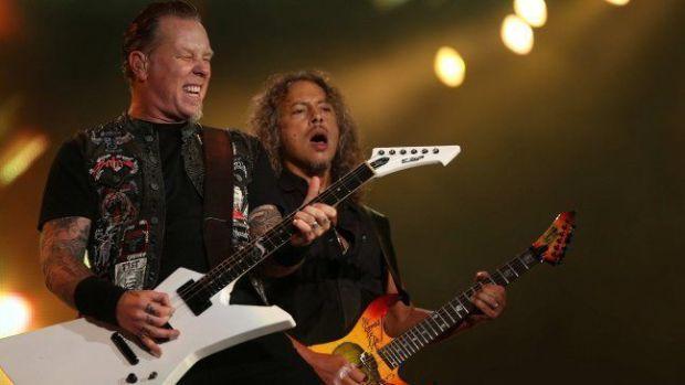 Metallica brillo en Rock in Rio 2013