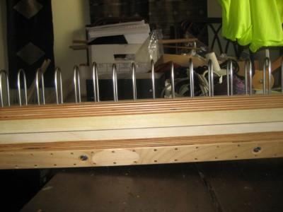 built-up sectional beam