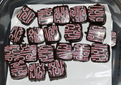 Coffee hazelnut chocolates