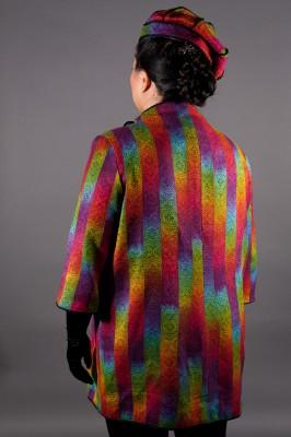 Kodachrome jacket, rear view