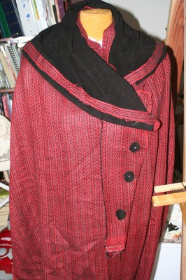 original mockup of coat