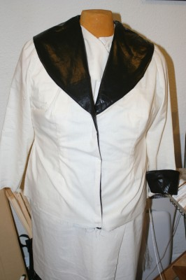 Jacket muslin (missing one cuff)