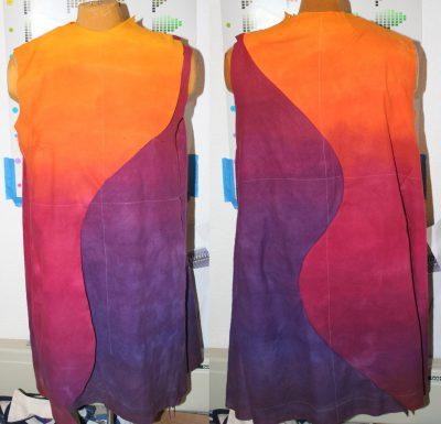 Muslin #11, partially sewn