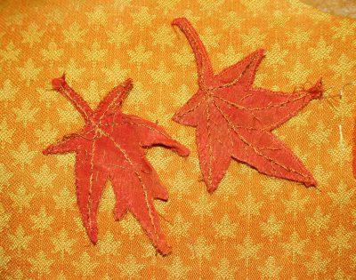 second leaf prototype