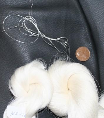 fine, finer, and finest silk