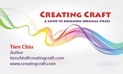 Creating Craft business card