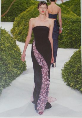 Inspirational photo, from Christian Dior's Spring 2013 haute couture collection
