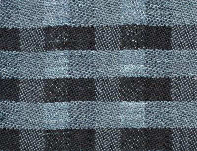 woven sample - black and dark gray