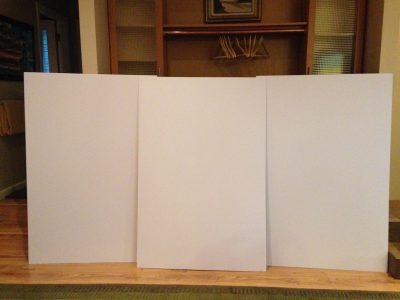 """foam board """"white boards"""""""