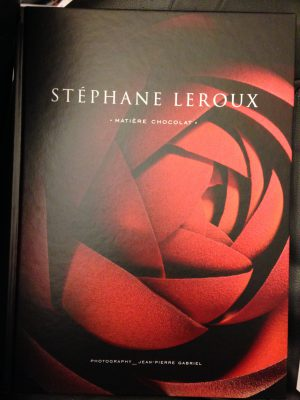 "Book 1 of ""Chocolate Matters"" by Stephane Leroux"