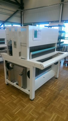 my TC-2 jacquard loom!