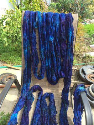 blue warp