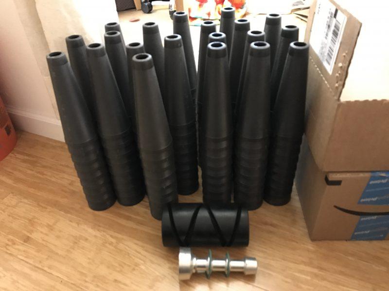 cone winder parts