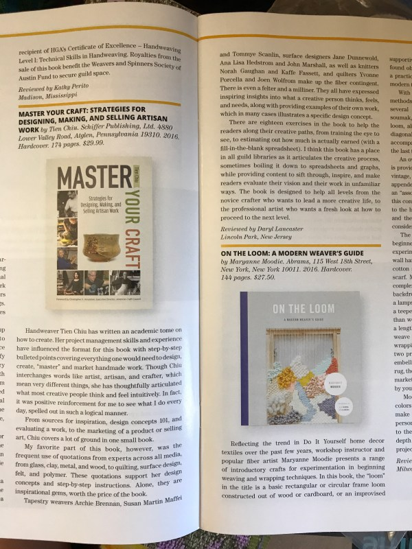 review of Master Your Craft