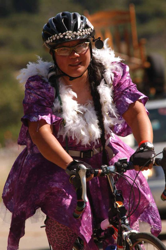 photo from AIDS Lifecycle 7