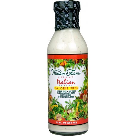 COMPRAR SALAD CREAMY ITALIAN 355ML WALDEN FARMS AL MEJOR
