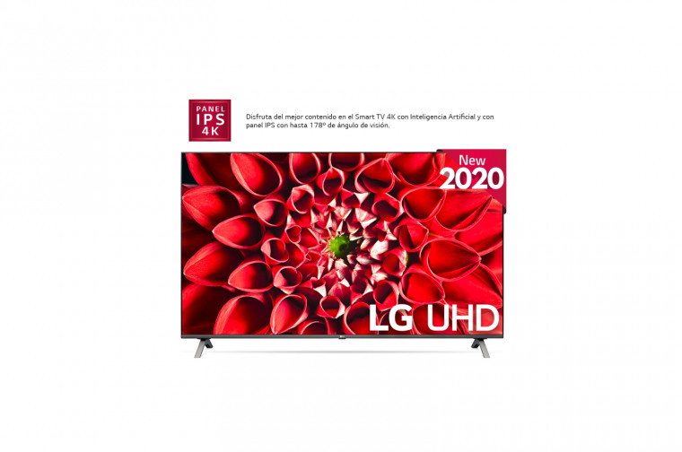 ➡CHOLLO LG TV 75 PULGADAS 4K SMART TV⬅