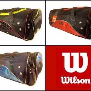 Bolso Deportivo Wilson Original Grande 66 Litros Cronos!