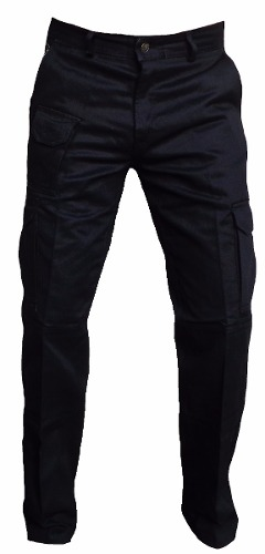 Pantalon Explora Cargo Reforzado Hombre Oferta Bolsillo Sur