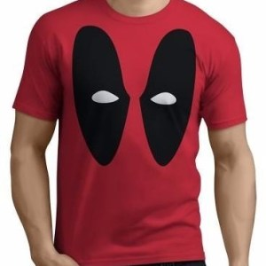 Remera Deadpool Marvel Comic Estampada