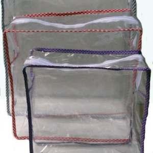 Bolsas Organizadoras Estuches X 4 Un.