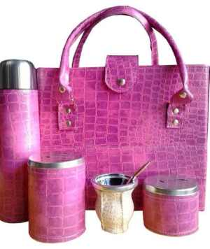Bolso Cartera Matera Para Mujer Completo Artesanal-