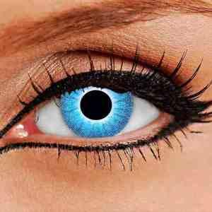 Lentes De Contacto Azul