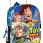 Mochila Con Carro Jardin Disney Toy Story Wabro Mundo Manias