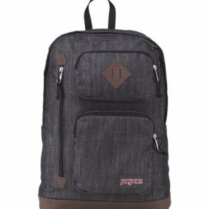Mochila Jansport Houston Jeans Originales Gtía.oficial Promo