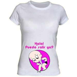 Remeras Embarazadas - Futura Mama - Baby Shower