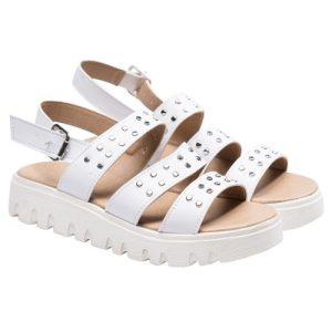 Sandalias Mujer Zapatos Almacen De Cueros Ecologico
