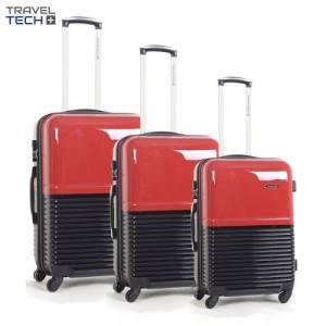 Set De 3 Valijas Irrompibles Ruedas 360 Travel Tech Oferta