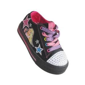 Zapatillas Addnice Lona Barbie Estrella Baja (50250-1)
