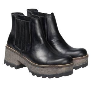 Botinetas Mujer Botitas Borcego Zapatos Almacen De Cueros
