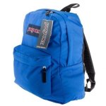 Mochilas Jansport Originales 25li. Stock Azul Francia.