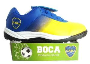 Zapatillas Boca Juniors 2017 Mundo Moda Kids