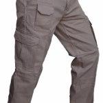Pantalon Cargo Intensivo Urbano Trabajo Tactico Simil 5.11