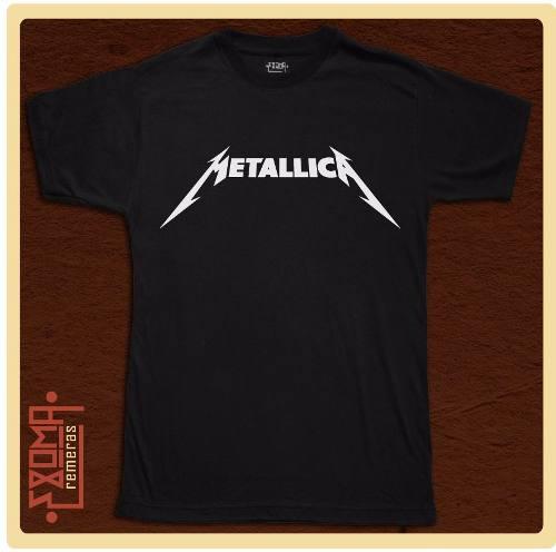 Exoma Remeras Metallica Trash Rock Estampadas Kill Em All  9bfc14b1fd3ef