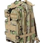 Mochila Táctica Tamaño Chico - Compact Backpack - Eagle Claw
