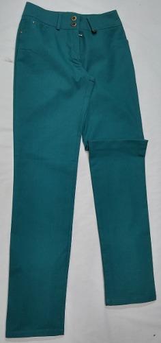 Pantalon Gabardina Elastizada