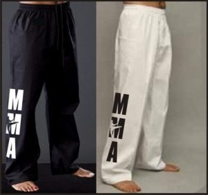 Pantalones De Artes Marciales Largos