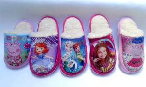 Pantuflas Infantiles Pack X 15 Pares!!