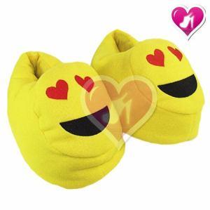 Pantuflas Mujer Niño Niña Emoji Modelo Emo De Shoes Bayres
